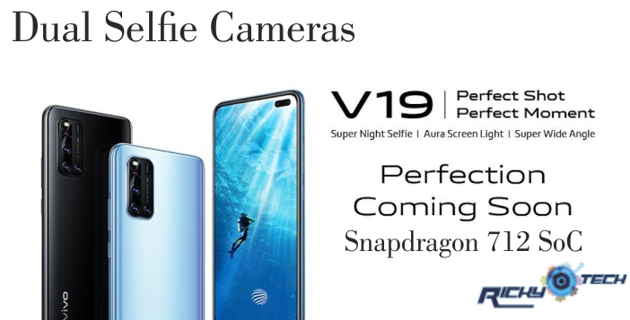 Vivo V19 Smartphone Launched