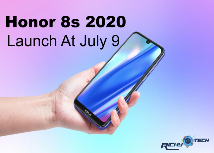 Honor 8s Full Specifications